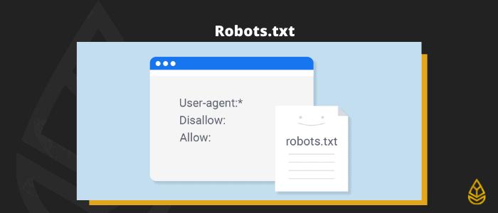 Robots.txt - technisches SEO