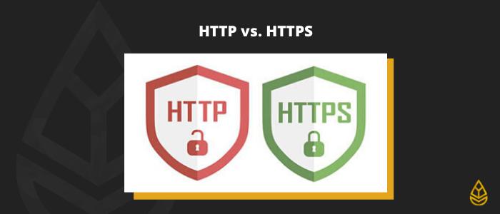 HTTP vs. HTTPS