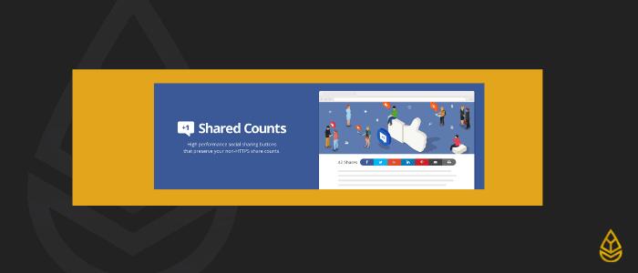 Shared Count WordPress Plugin