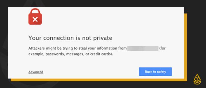unsichere Website auf SSL wechseln