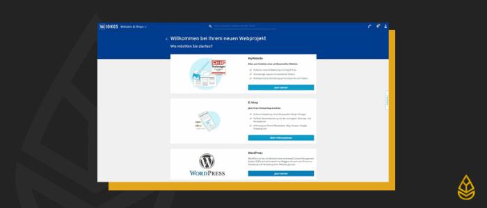 WordPress installieren Ionos cPanel