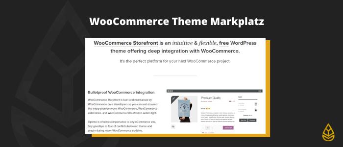 WordPress Shop Kosten Theme Marktplatz