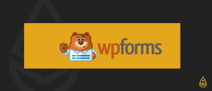 WP Forms WordPress Plugin