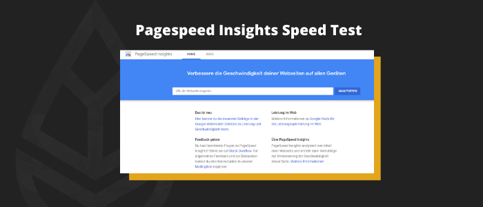 WooCommerce schneller machen - Pagespeed Insights