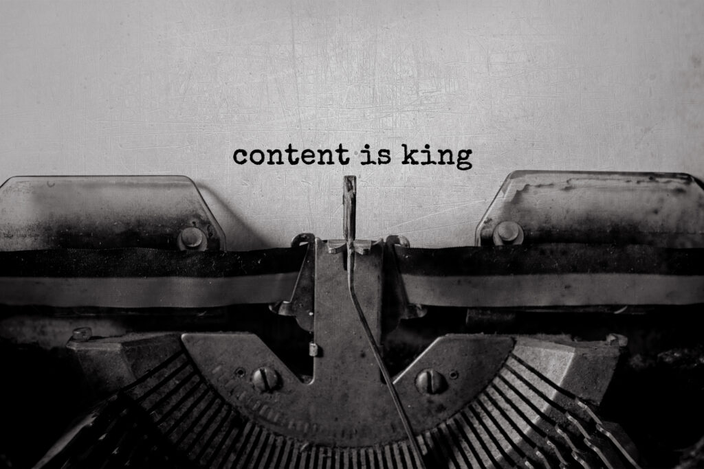 Content SEO Audit ist king